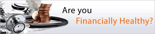 Financial health calcultaor financial health check up for Registrator health check