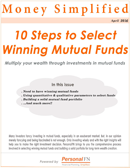 10 Steps to Select Winning Mutual Funds