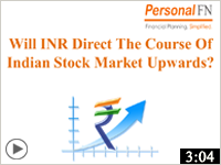 Will INR Direct The Course Of Indian Stock Market Upwards?
